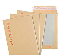 Hard Backed Envelopes