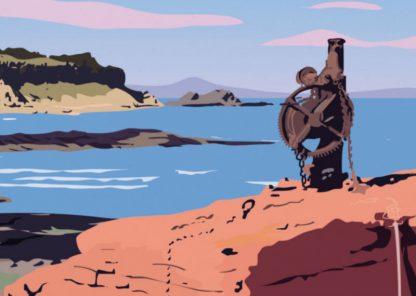 Seacliff Harbour Detail
